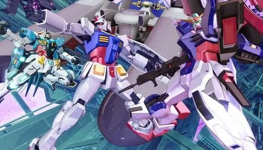 Mobile Suit Gundam Extreme VS-Force : Bandai Namco officialise le titre en Occident