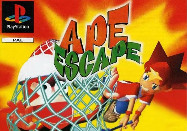 Test Rétro : Ape Escape