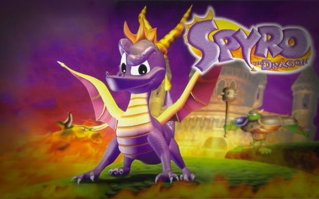 Test rétro : Spyro the Dragon