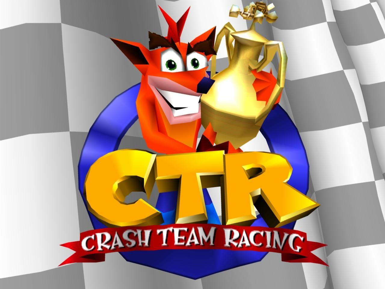 Test Rétro : Crash Team Racing