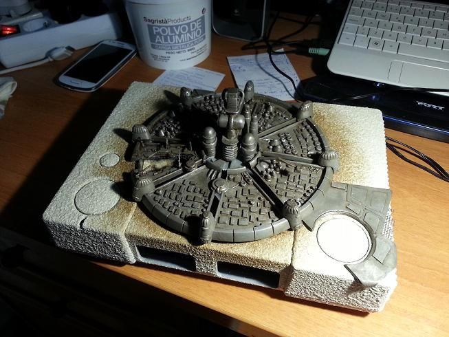 Fun : Sa PlayStation customisée en Midgar (FF7)