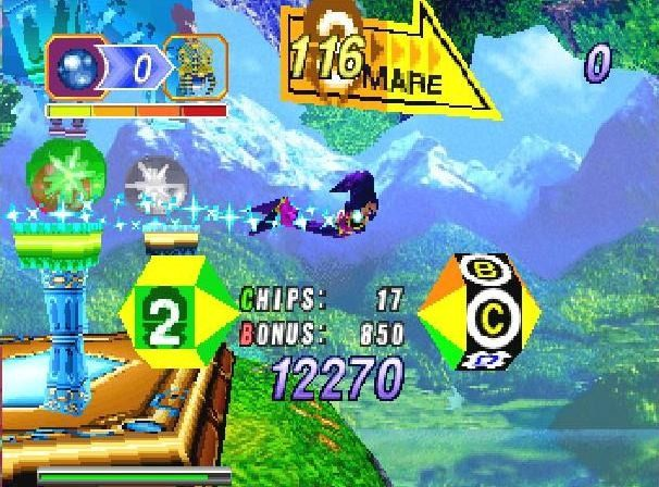 Nights Into Dreams : Anecdotes du jeu de 1996...