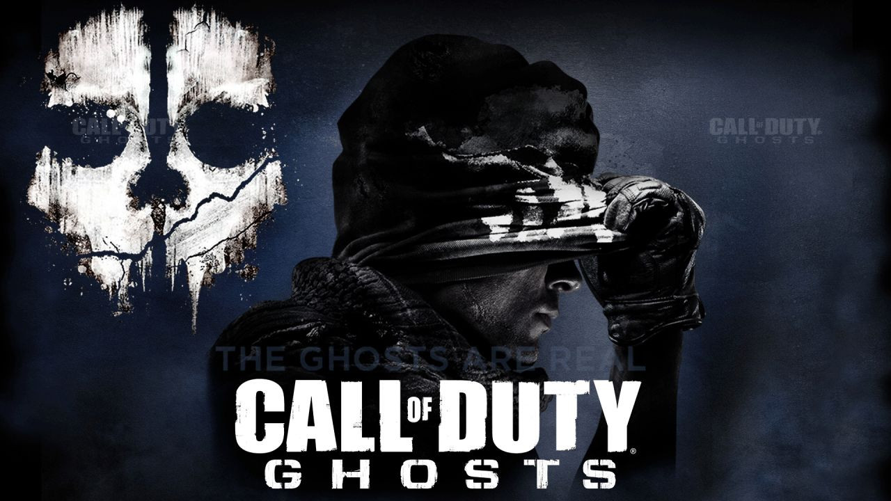 Les jeux les plus attendus : Call of Duty Ghosts