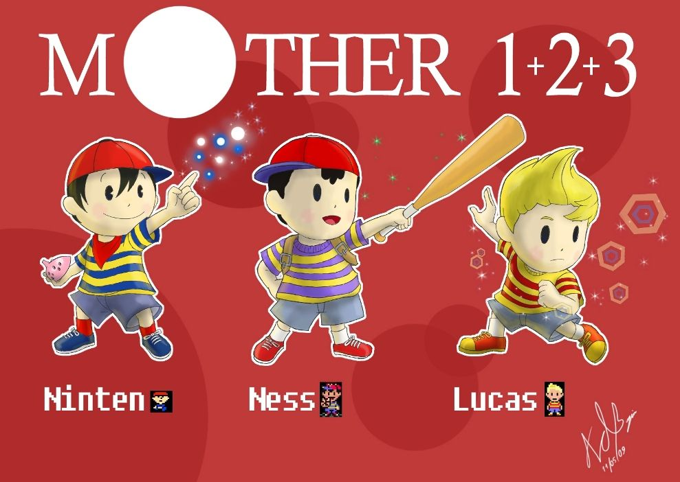 Mother-Earthbound : Il n'y en n'aura plus !