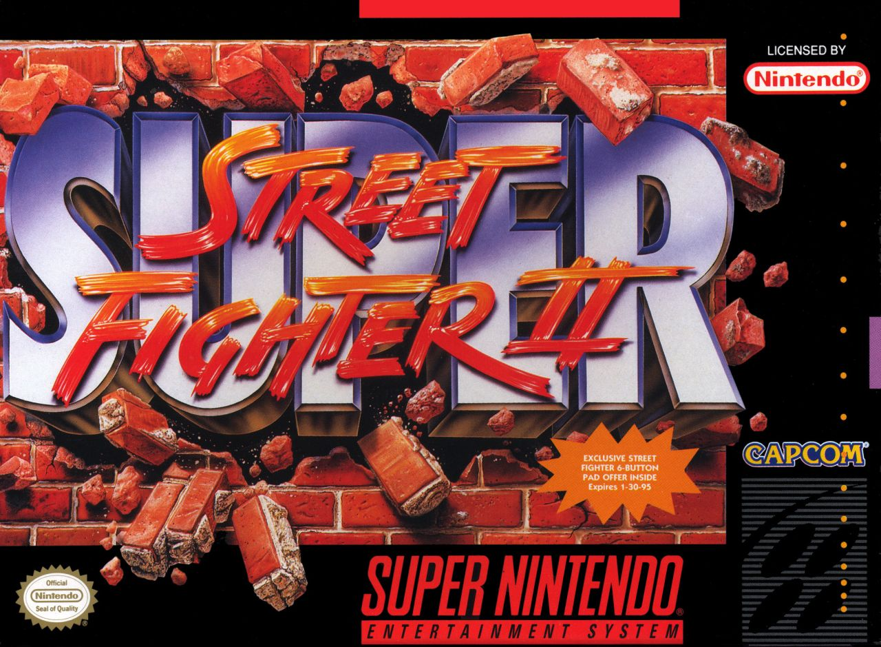 Back to the Future : Super Street Fighter II fête ses 23 ans aujourd'hui !