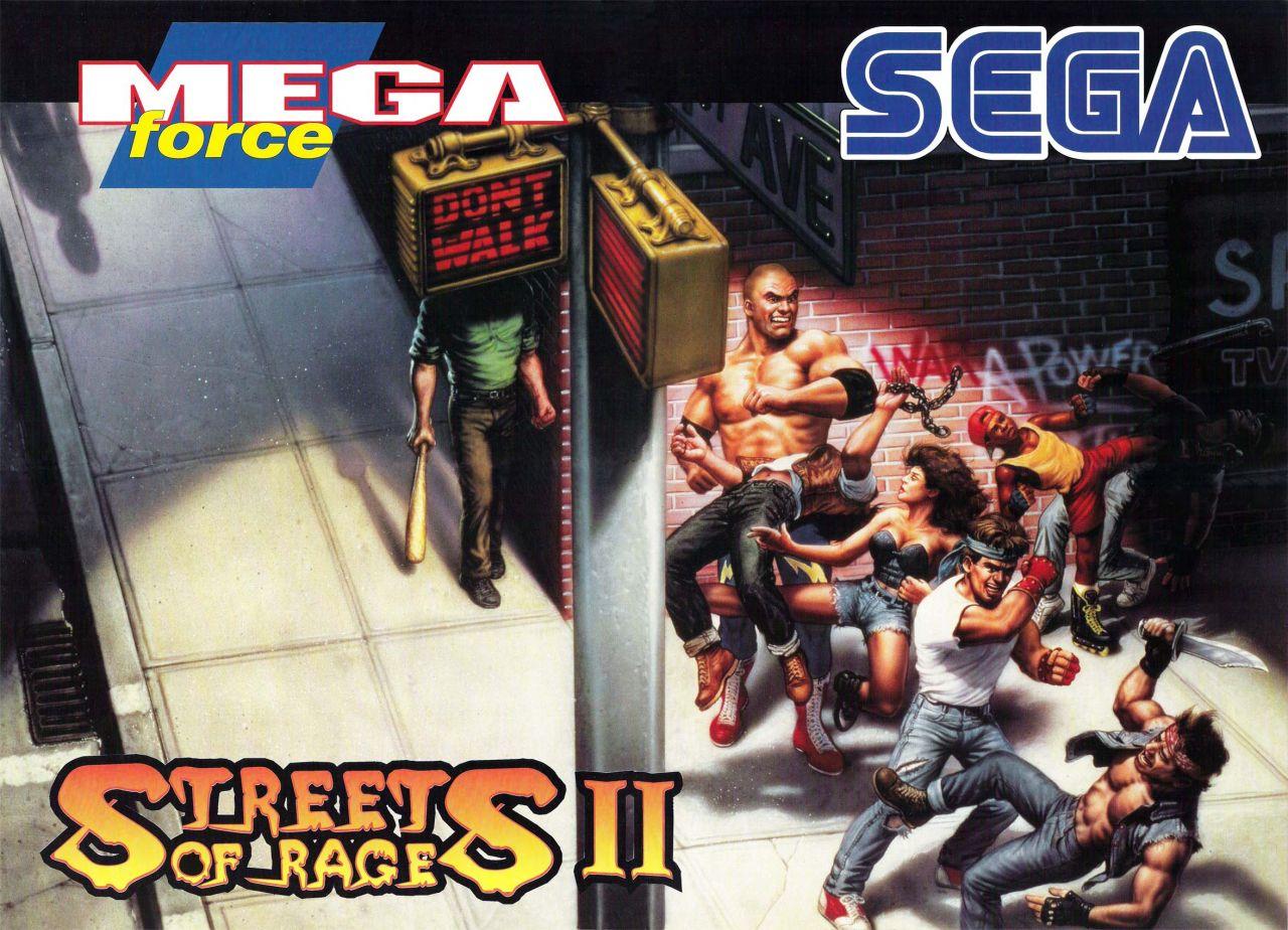 Streets of Rage 2 : Notre solution complète !