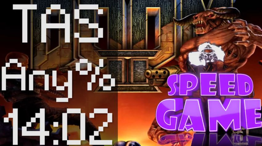 Speed Game : TAS Doom II en 14:02
