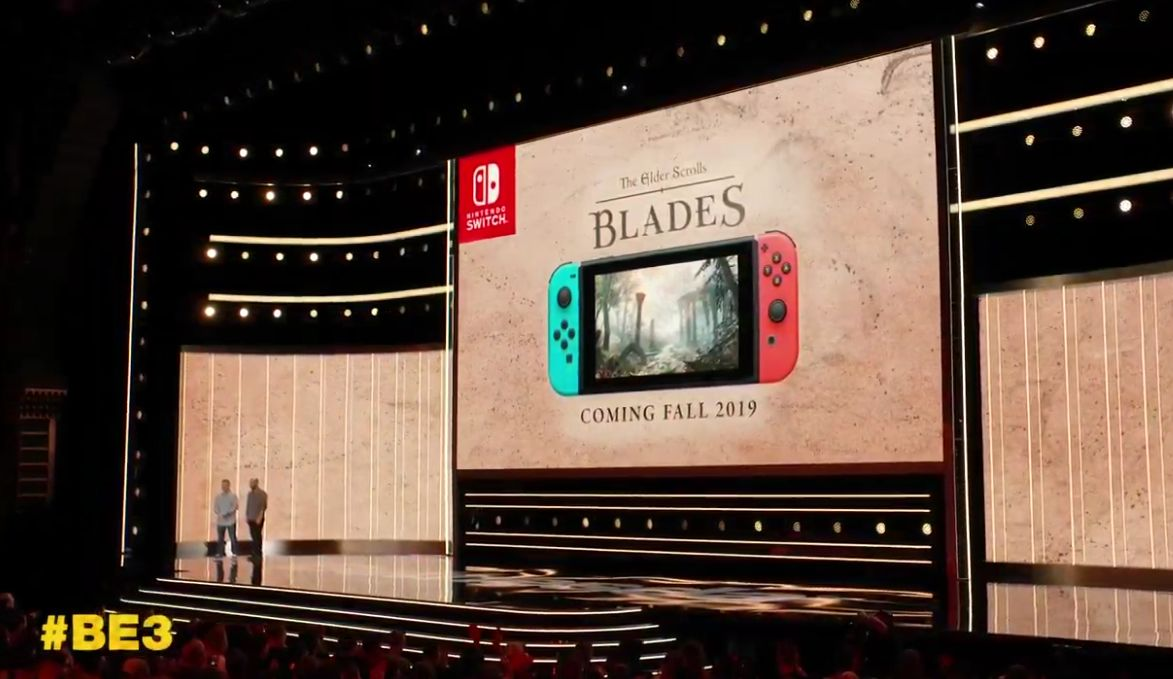 E3 : The Elder Scrolls Blades - Du gameplay Nintendo Switch