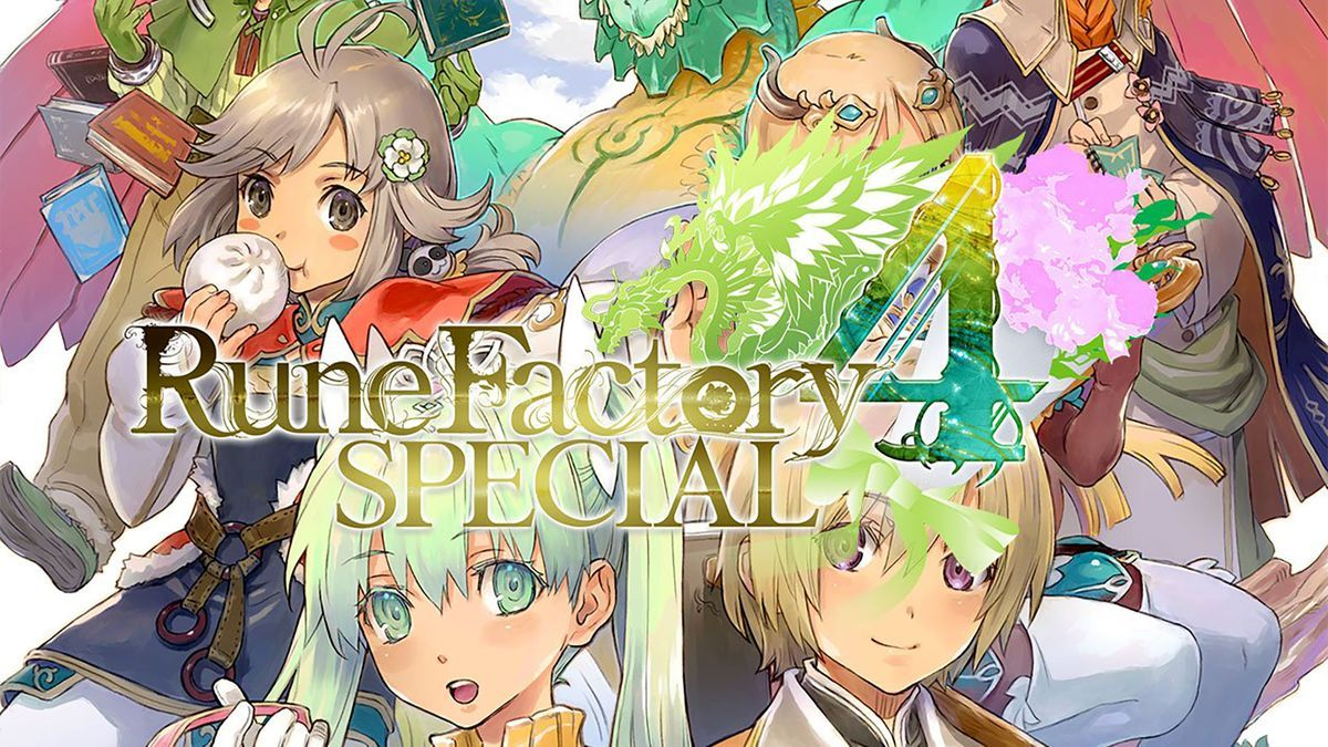 Rune Factory 4 Special : Désormais disponible sur Nintendo Switch !