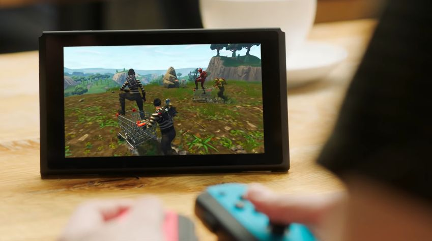 E3 2018 : Fortnite Battle Royale devient disponible sur Nintendo Switch