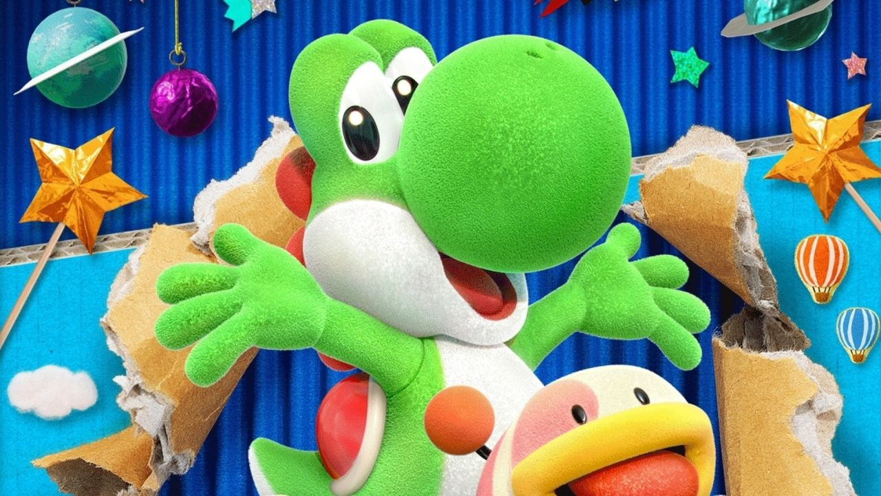 Yoshi's Crafted World : Une nouvelle vidéo de gameplay
