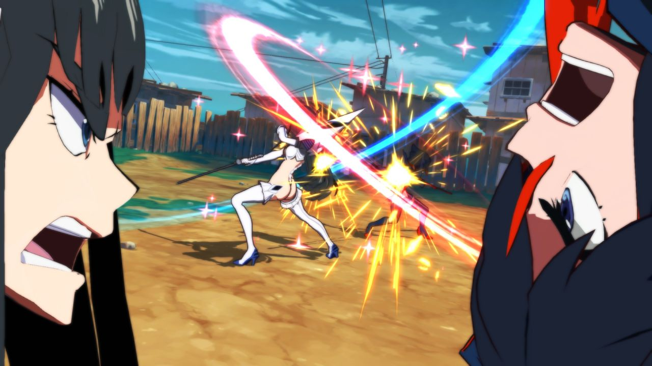 Kill la Kill : The Game : IF