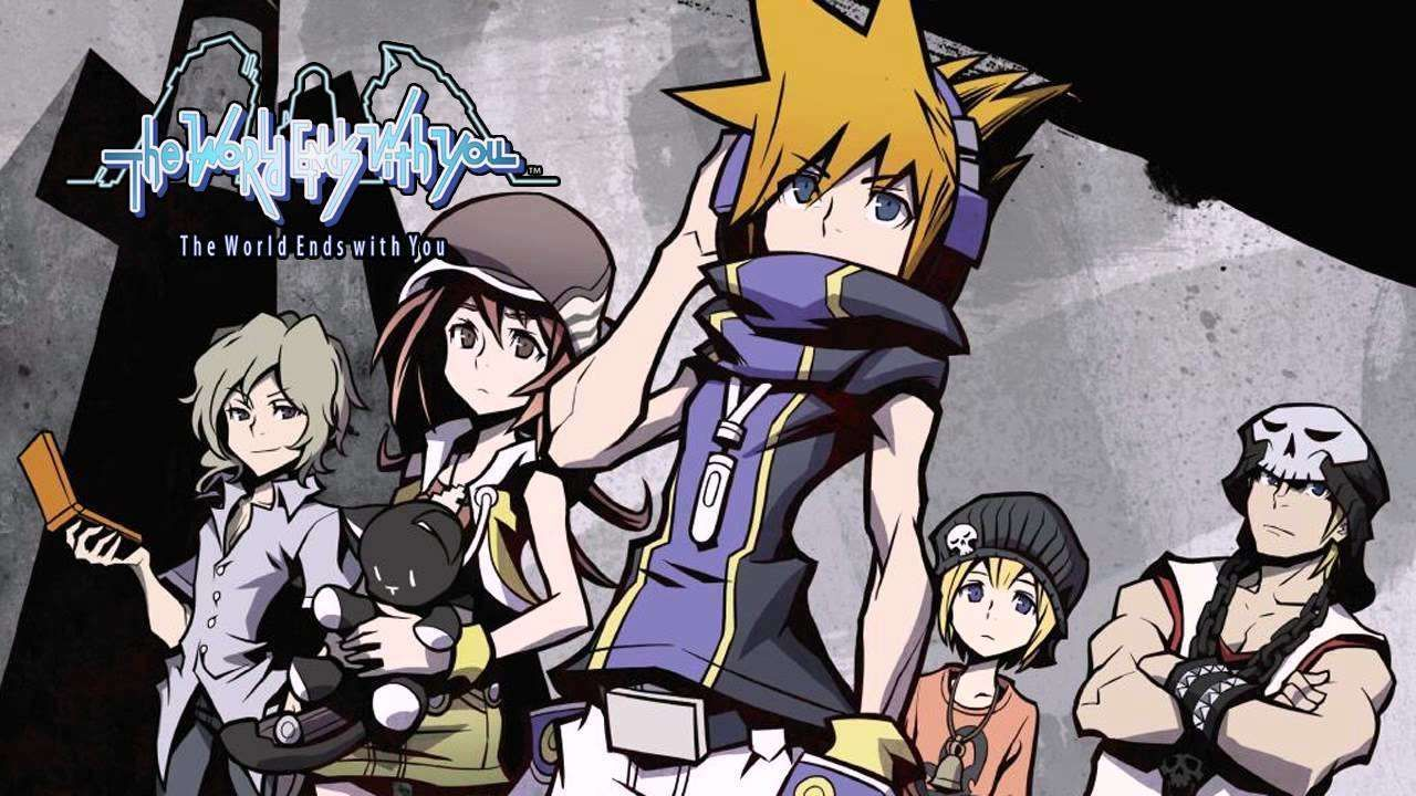 The World Ends With You : Final Remix - Date, sous-titres FR, et vidéo !