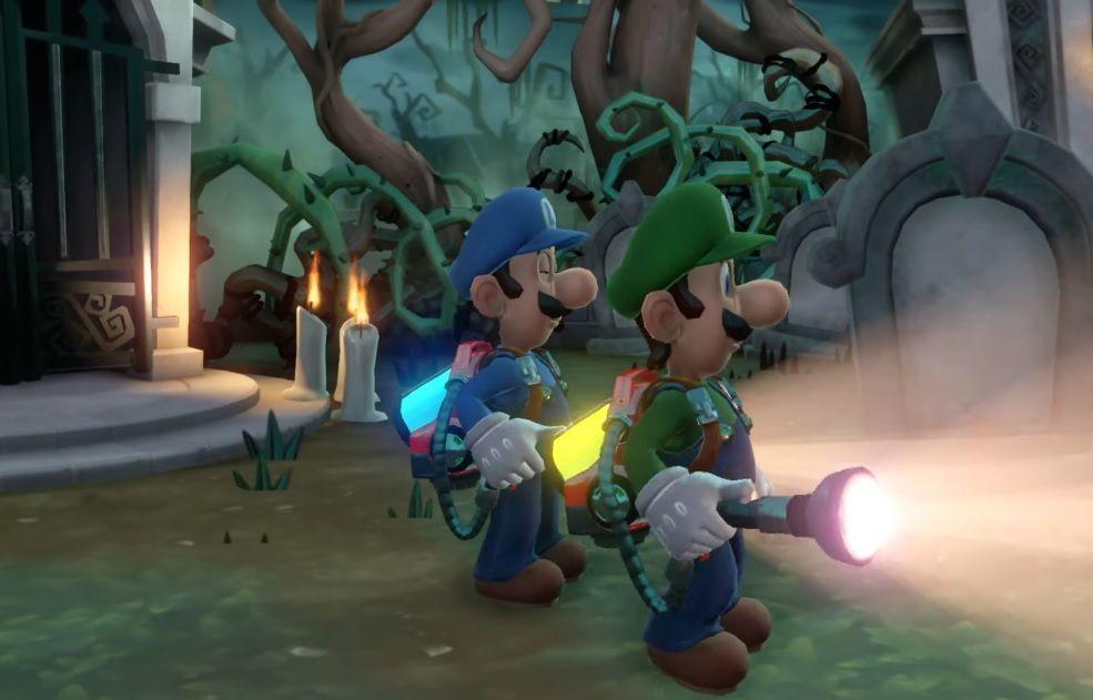 Luigi's Mansion 3 : Une présentation sympathique du multijoueur (local)