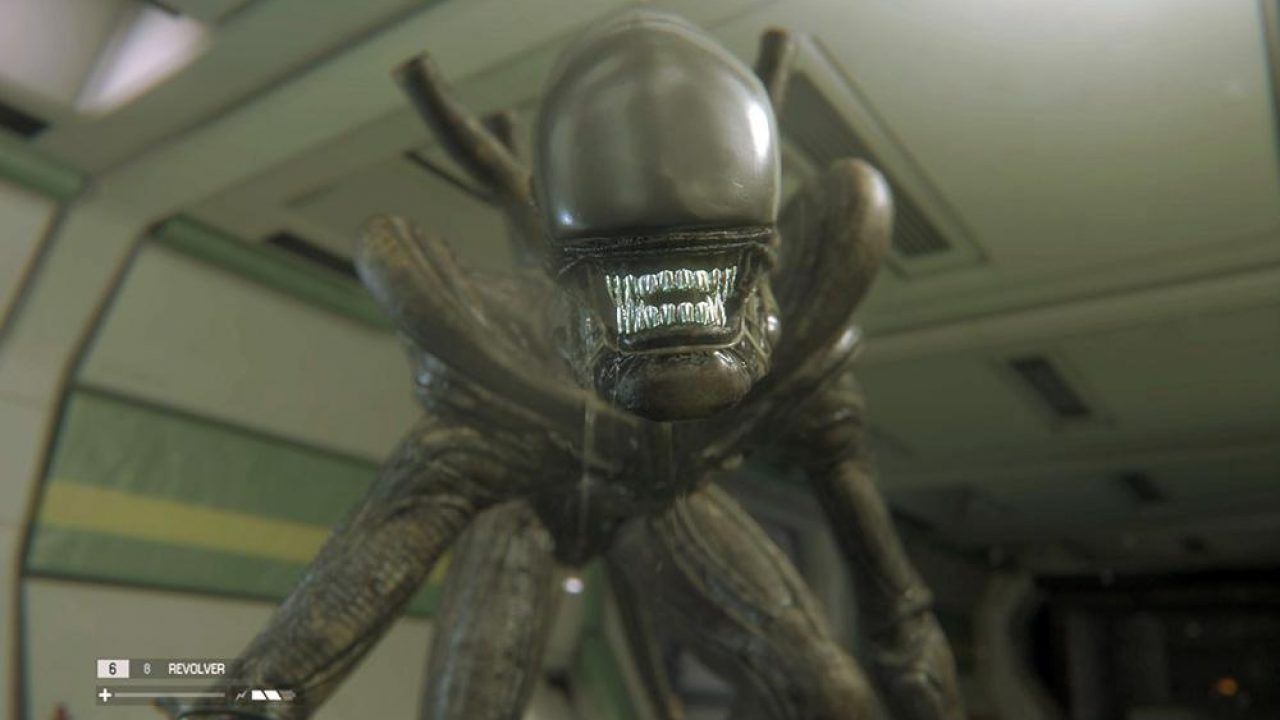 Alien Isolation : Disponible sur Nintendo Switch