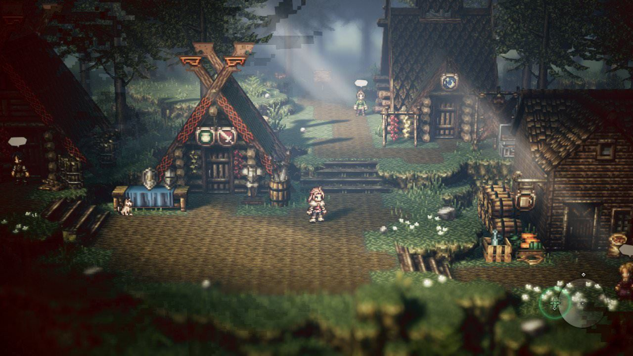 Octopath Traveler : Le million, le million !!!