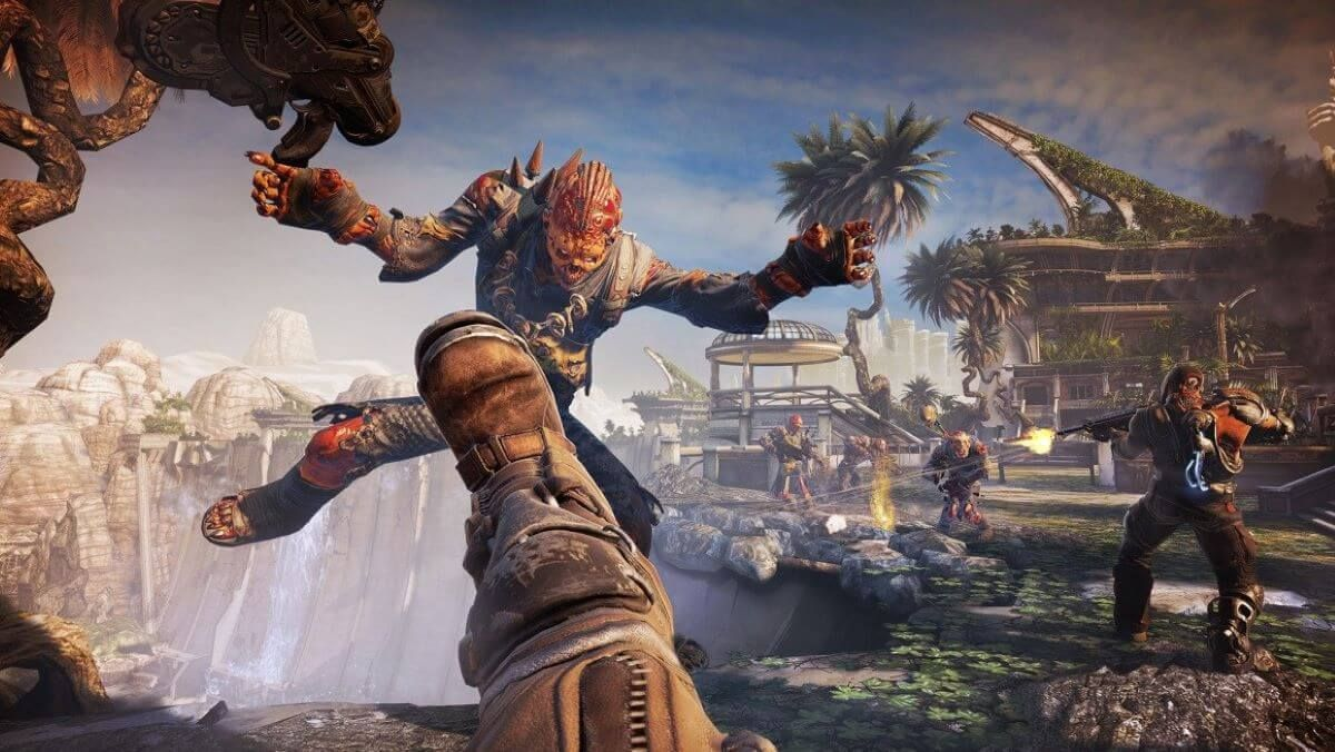 Bulletstorm : Duke of the Switch
