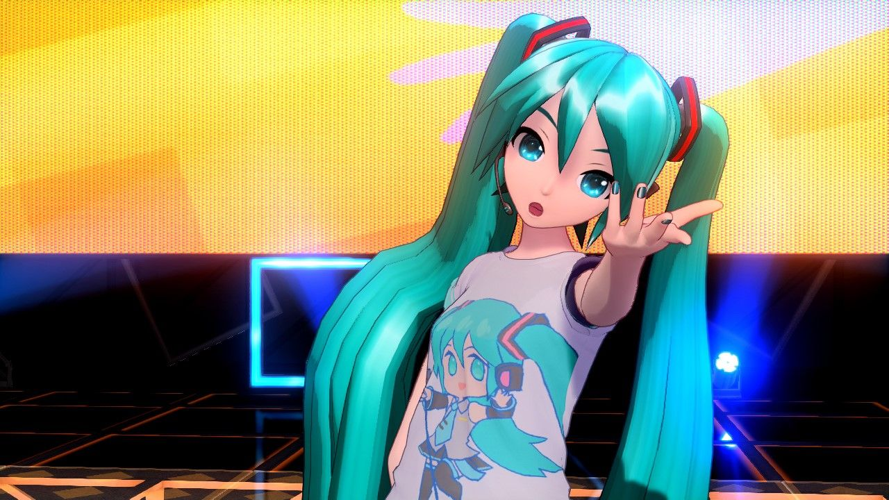 Hatsune Miku : La licence arrive en force sur Nintendo Switch !