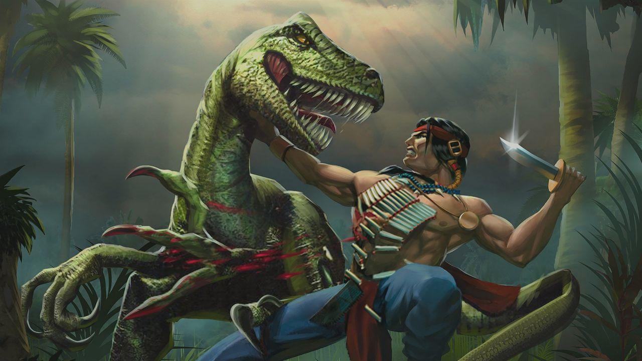 Turok : La Switch va accueillir les versions remasterisées !