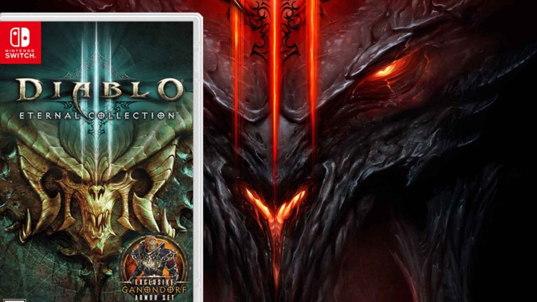 Diablo III Eternal Collection : Sur Nintendo Switch dès le 2 novembre !