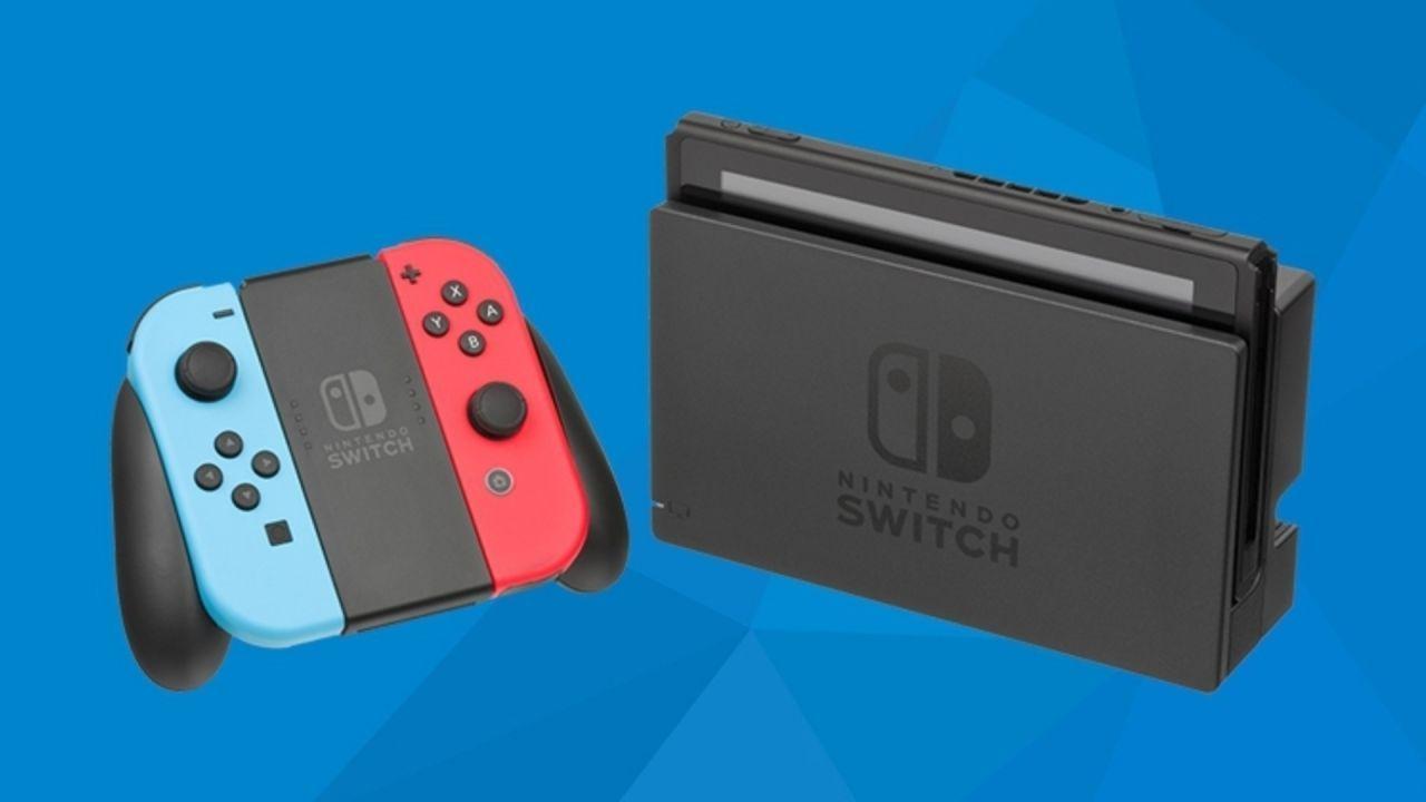 La Nintendo Switch dockée en rupture de stock sur tous les sites e-commerce en FRANCE...
