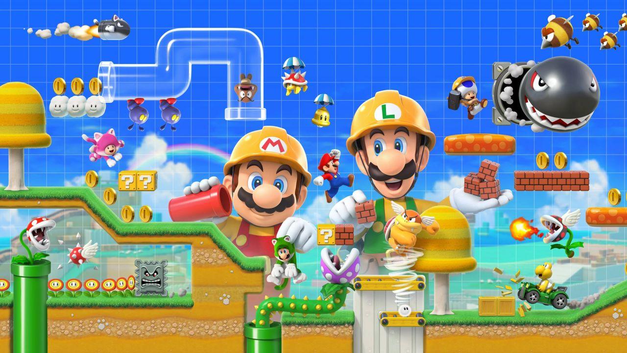 Super Mario Maker 2: Jouez aux niveaux créés par des studios indépendants français!