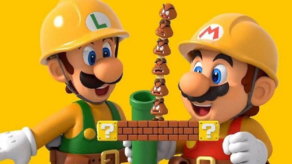 Super Mario Maker 2 : Au top des ventes !