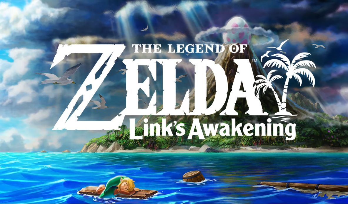 The Legend of Zelda - A Link's Awakening : Le REMAKE sur Switch !
