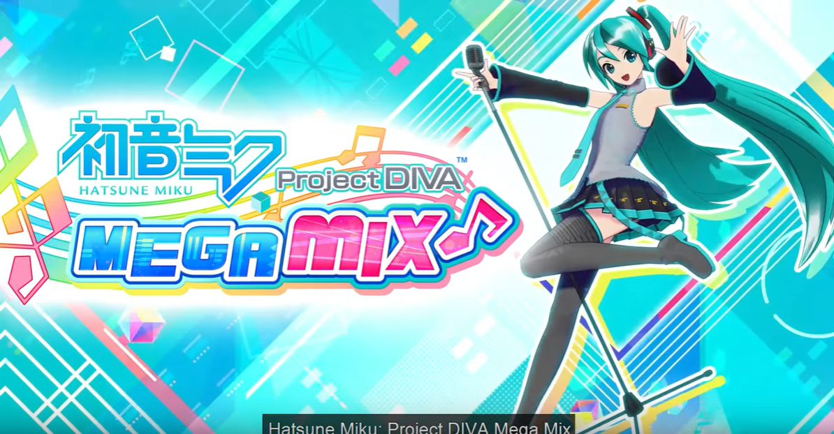 Hatsune Miku Project diva Mega mix : Annoncé sur Switch en 2020
