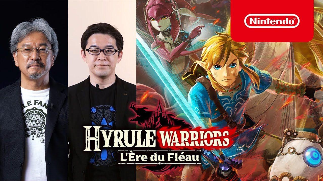 Hyrule Warriors - L'Ère du Fléau : Un 3ème trailer !