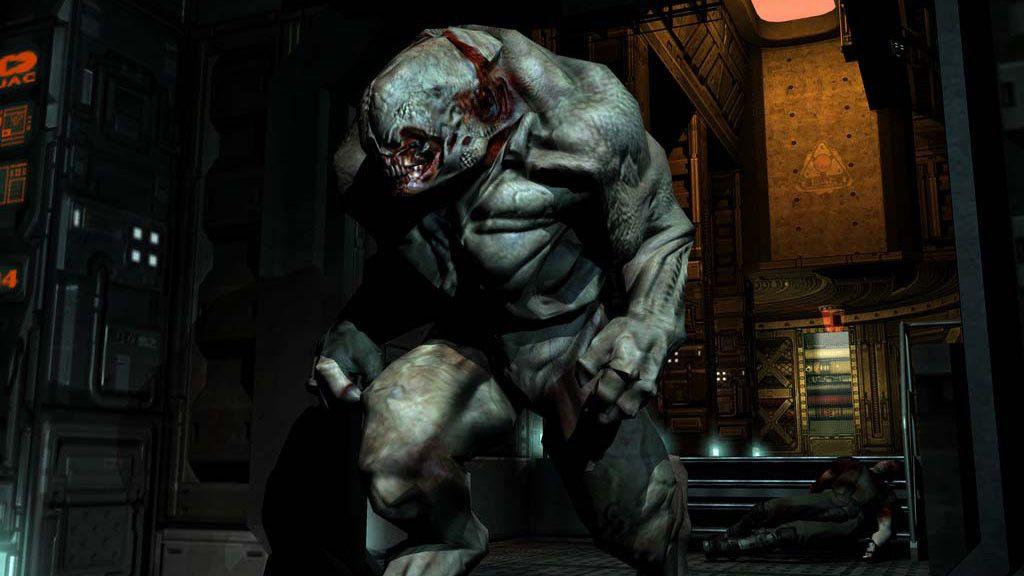 Doom : Bethesda commercialise les 3 premiers titres sur l'Eshop Switch !