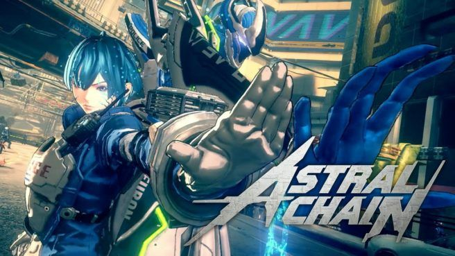 Astral Chain : Le trailer Overview en VOSTF !
