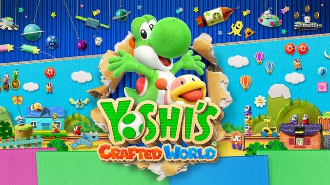 Yoshi's Crafted World : Un story trailer est disponible
