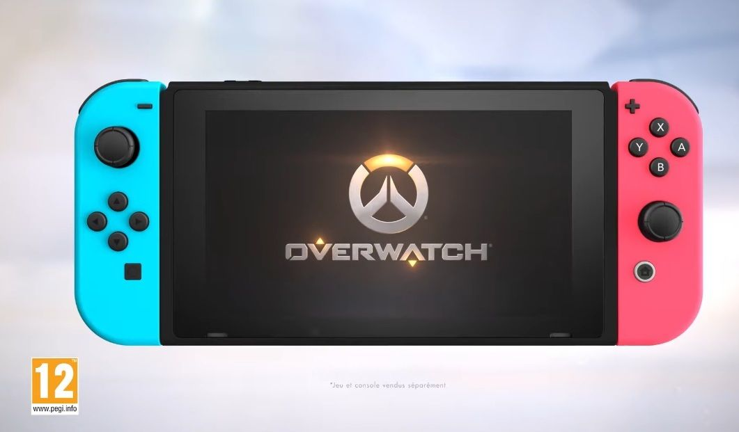 Overwatch : Officiellement confirmé sur Nintendo Switch !!!