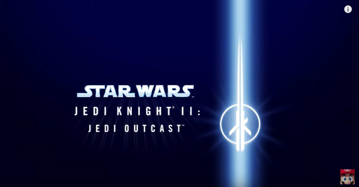 Star Wars Jedi Knight II : de retour sur Switch