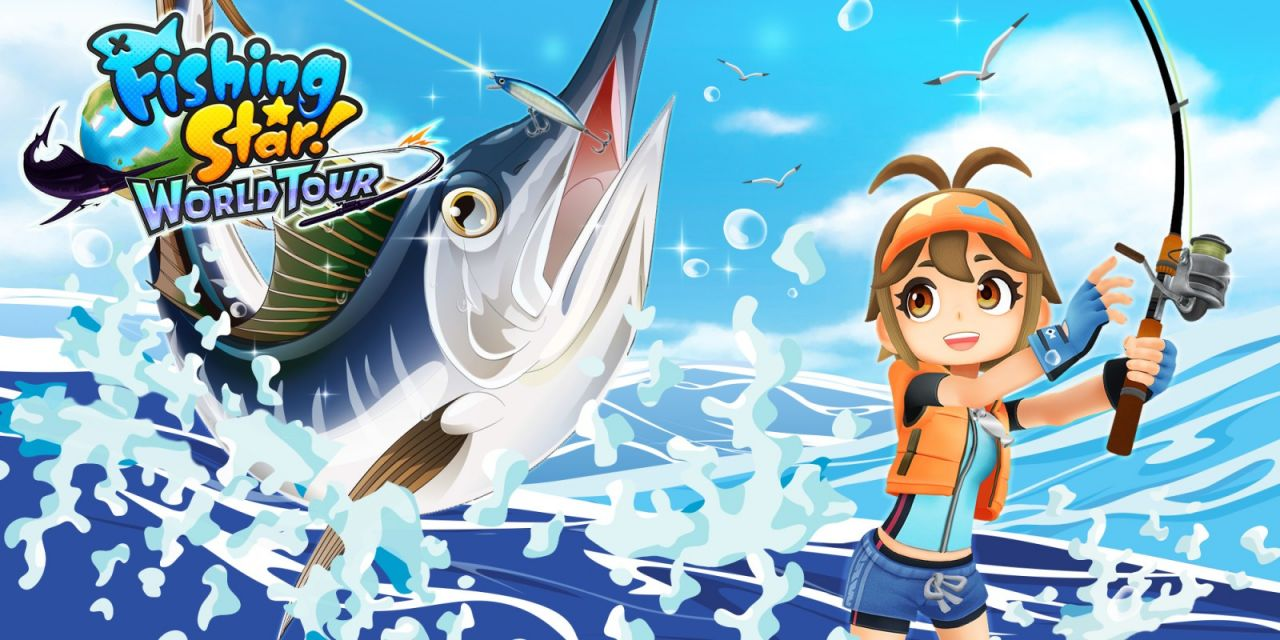Fishing Star World Tour : Un trailer pour accompagner sa sortie