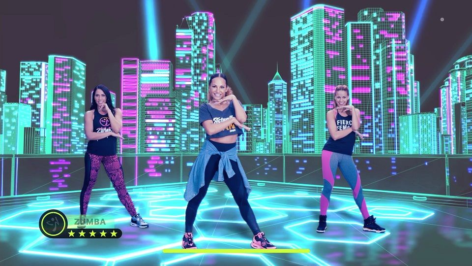 Zumba Burn it Up : Désormais disponible sur Nintendo Switch !
