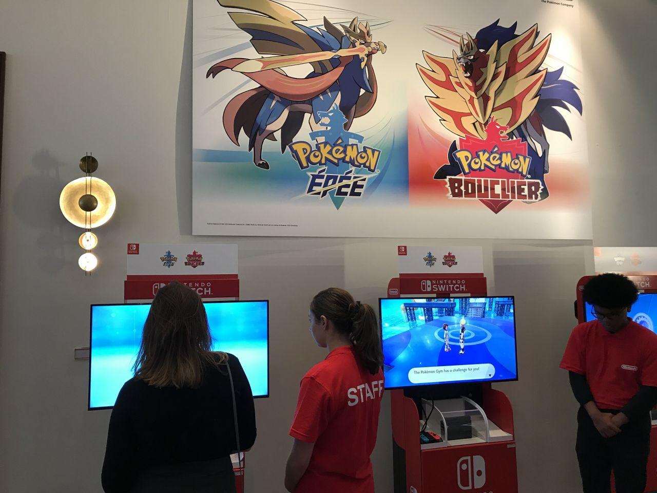 Pokémon Epée et Bouclier : ConsoleFun l'a testé ! Notre avis !
