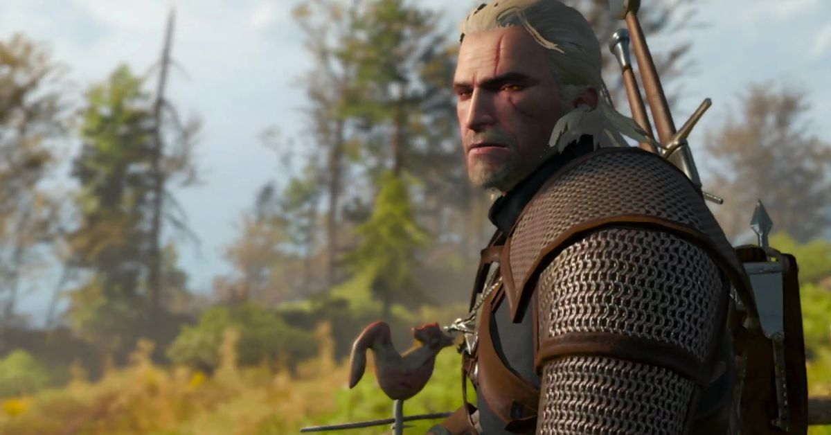 The Witcher 3 : Wild Hunt - Complete Edition : Une version Switch au top maintenant disponible !