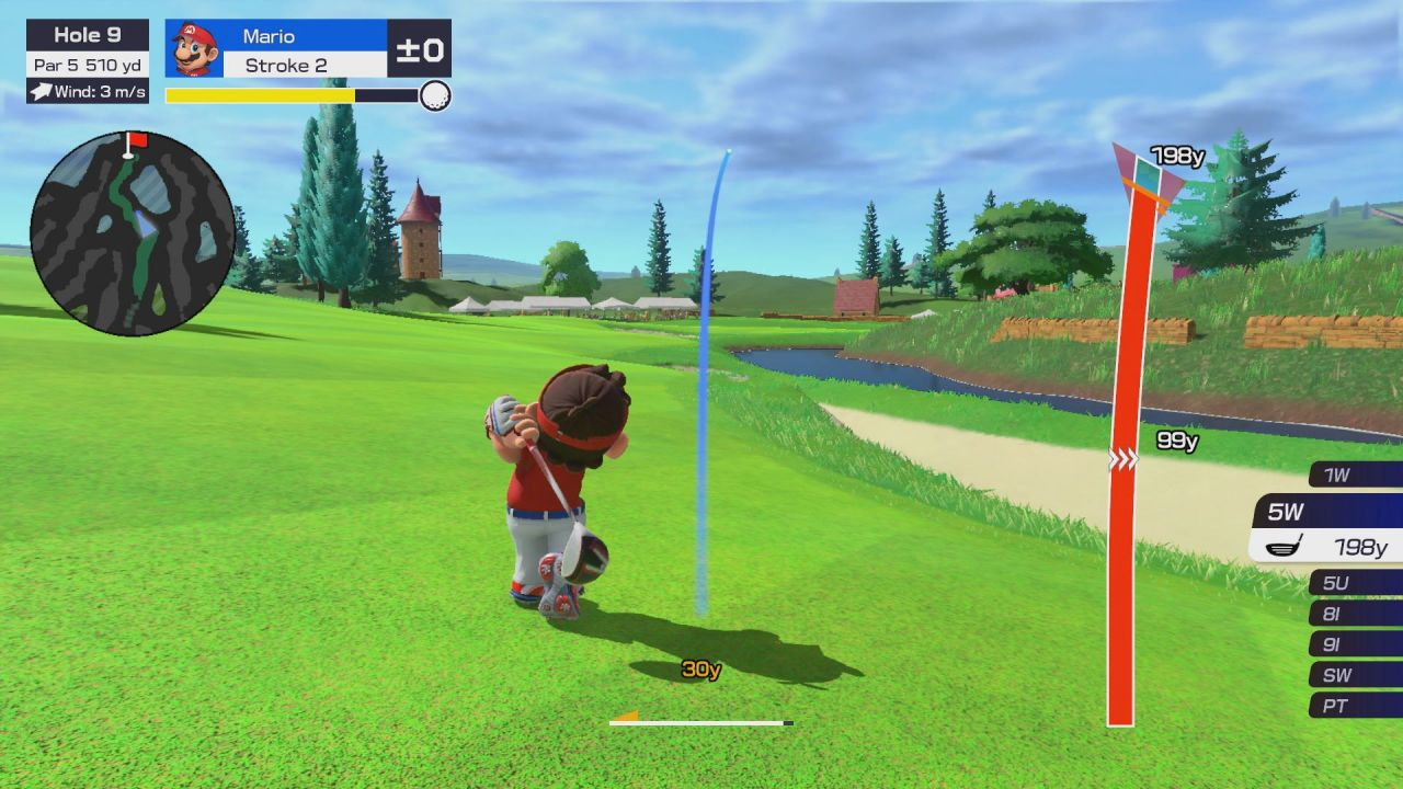 Mario Golf : Super Rush - image