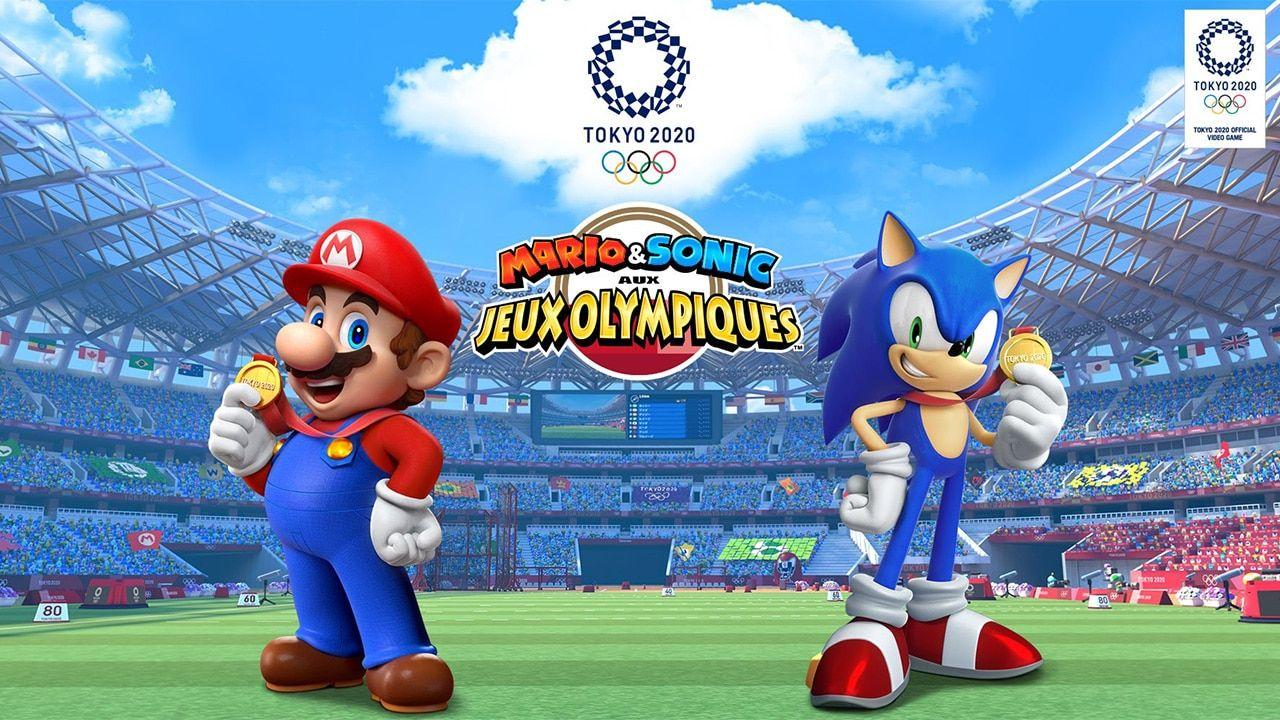 Mario et Sonic aux Jeux Olympiques de Tokyo 2020 dévoile son mode Classique