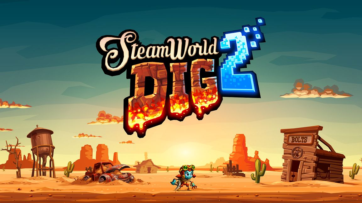 SteamWorld Dig 2 : Le jeu arrive sur Switch !