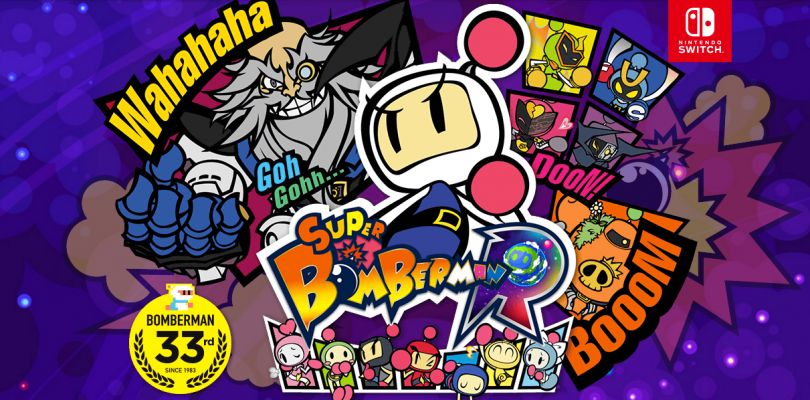 Super Bomberman R : Le trailer de lancement