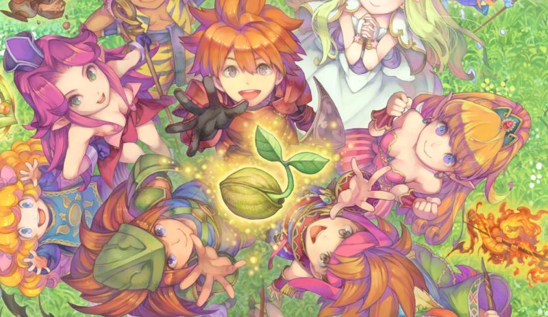 Seiken Densetsu collection : Une compilation pour la Switch