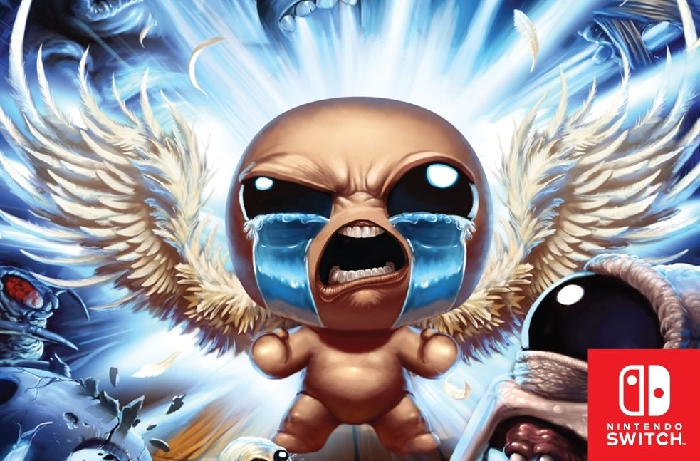 The Binding of Isaac Afterbirth + : l'édition européenne sur Switch se dévoile (MAJ)