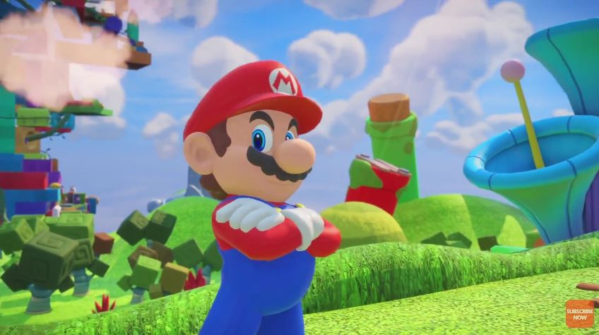 Mario + Rabbids Kingdom Battle : Du gameplay, avant sa sortie fin août !