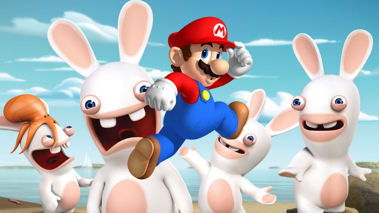 Mario + The Lapins Crétins - Kingdom Battle : Le trailer de lancement