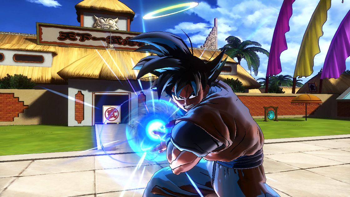 Dragon Ball Xenoverse 2 : On va switcher avec les Joy-Con !