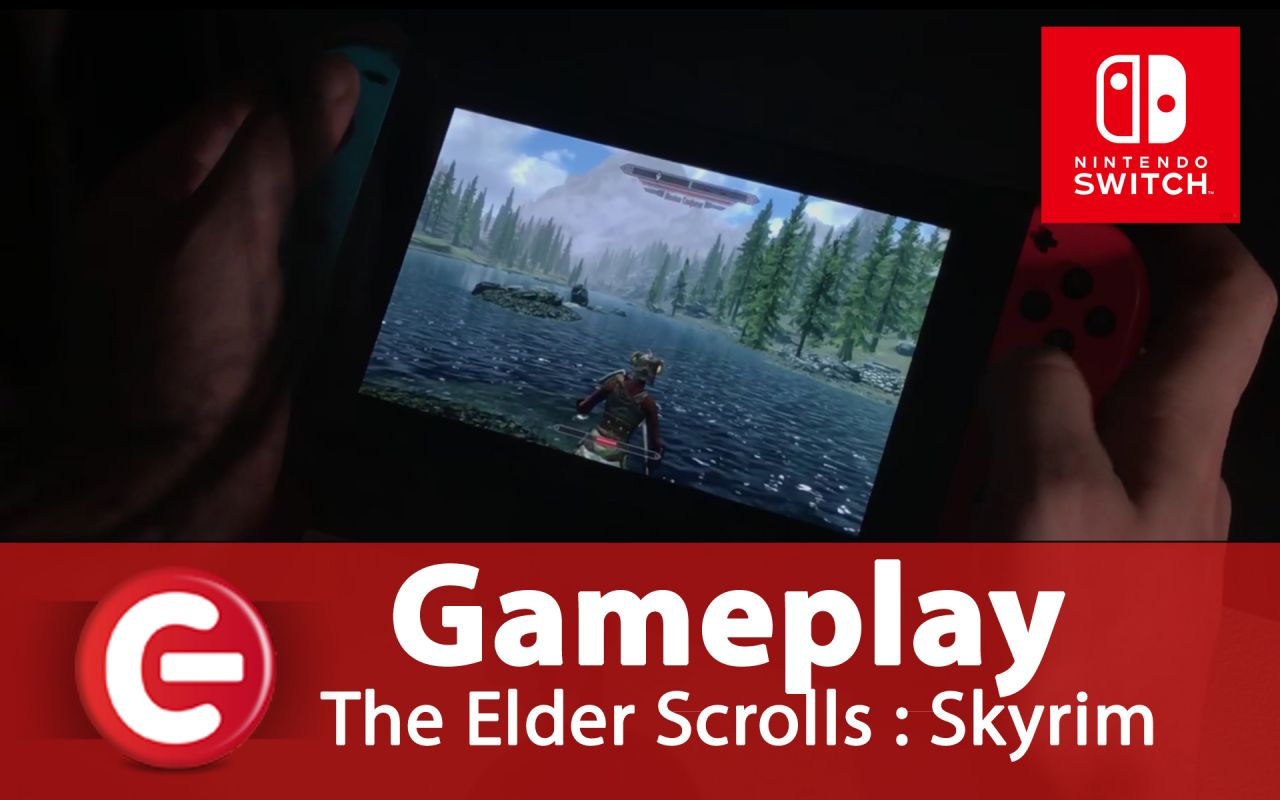 The Elder Scroll : Skyrim - Nous avons joué à la version Switch