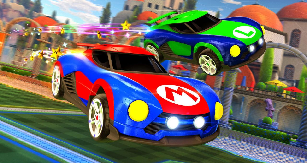 Rocket League : Disponible sur Switch !